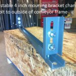 adjustable-4-inch-mouning-bracket-channel-to-bolt-to-outside-of-conveyor-frame